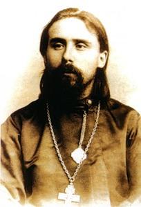 отец Александр Рождественский