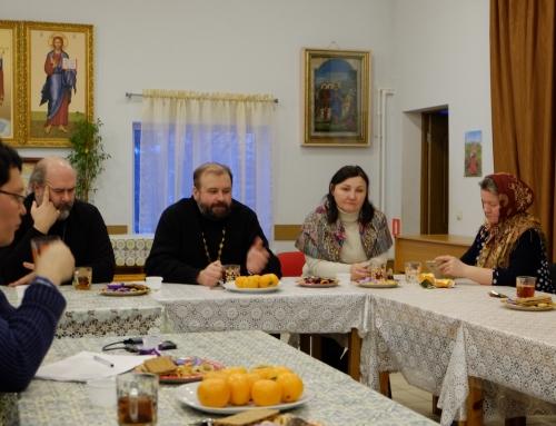Встреча с участниками «Межрегионального общественного движения в поддержку семейных клубов трезвости»
