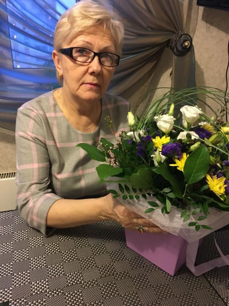 Жанна Петровна Васильева