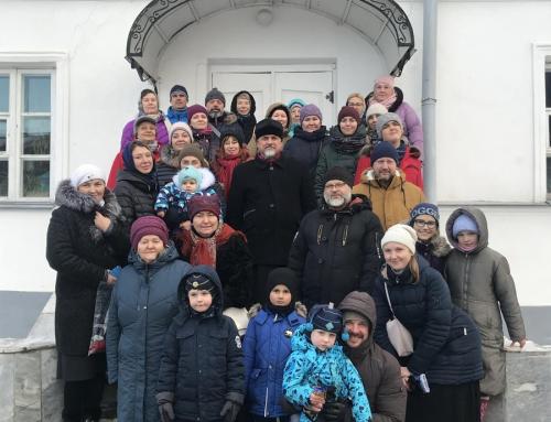 Паломническая поездка во Псково-Печерский монастырь и во Псков