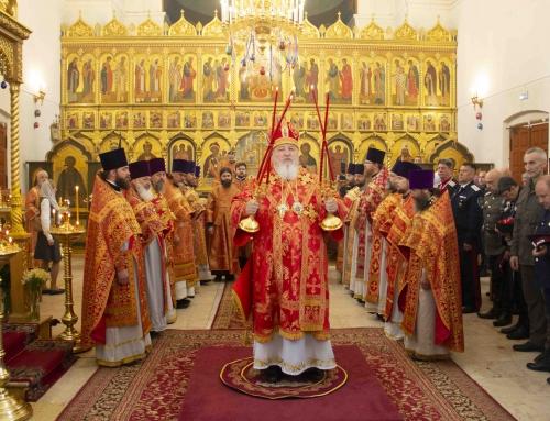 Состоялась встреча председателя Синодального комитета по взаимодействию с казачеством с духовниками казачьих обществ г. Москвы