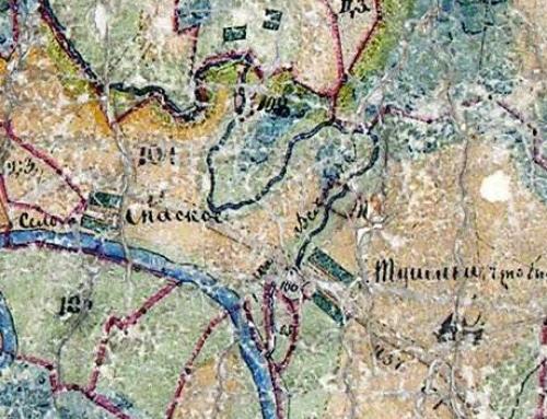 Окрестности Митино в XIV–XVI веках