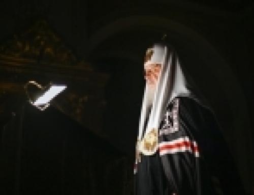5 марта Великий канон в Донском монастыре будет читать Святейший Патриарх