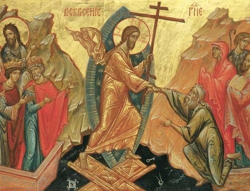Пасхальная литургия (2020 г.)